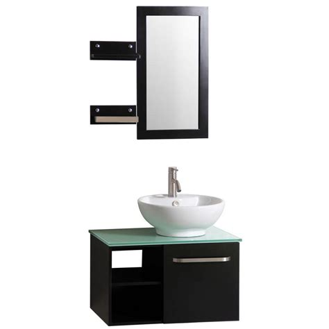 27 Vanity Top by Sheffield Home Palma 27 5 In Vanity In Wenge With