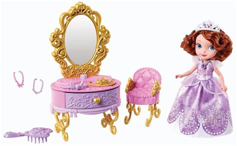sofa the frist disney sofia the first ready for the ball royal vanity