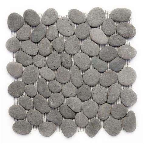 solistone river rock gray 12 in x 12 in x 12 7 mm