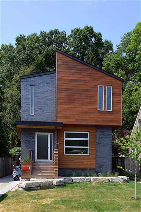 six cool and contemporary house exteriors toronto and marvellous modern houses toronto ideas simple design