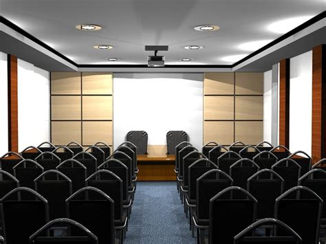Architectural Layouts Meeting Room Design 2 By Andreasyonathan On Deviantart