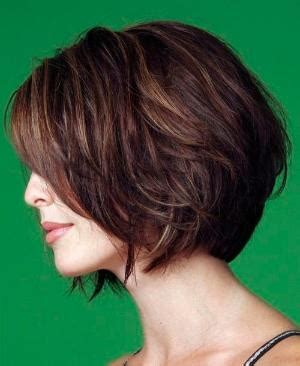 layered neck length bob hairstyles neck length layered bob popular haircuts