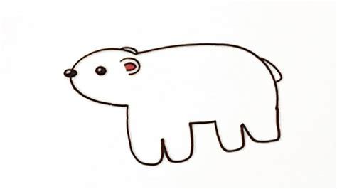 imágenes de osos fáciles para dibujar c 243 mo dibujar un oso manualidades para ni 241 os youtube