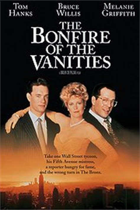 the bonfire of the vanities 1990 rotten tomatoes