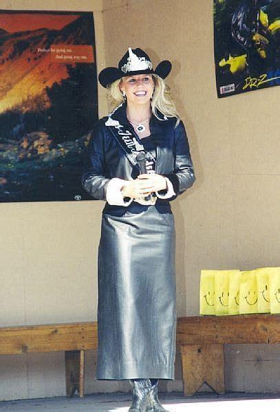 write  rodeo queen speech   rodeo queen