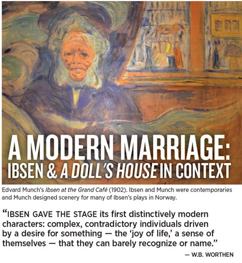a doll s house context a modern marriage ibsen a doll s house in context