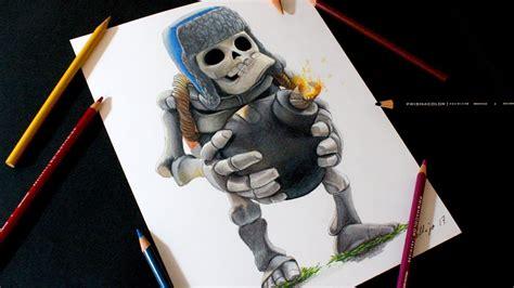 libro misin clash un esqueleto como dibujo al esqueleto gigante de clash royale how to draw giant skeleton youtube