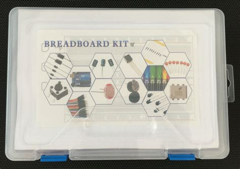 circuit breadboard kit random colour electronic kit 830 point solderless bread board for diy circuit