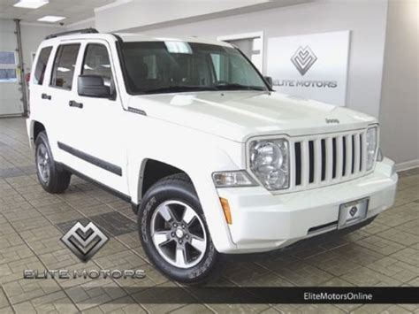 08 Jeep Liberty Buy Used 08 Jeep Liberty Sport Alloys Local Trade 4wd 4x4