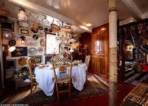 living on a boat in jersey historic ellis island ferry transformed into a quirky
