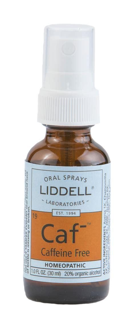 Caffeine Detox Side Effects by Caffeine Free Liddell Laboratories