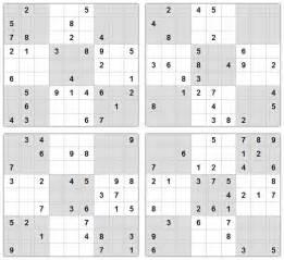 Printable Sudoku Sheets 10 Best Images About Sudoku Puzzle On Pinterest Brain
