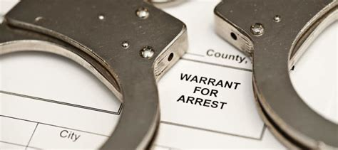 Warrant Out For Arrest Search Bench And Arrest Warrant Attorney In Bay Area California