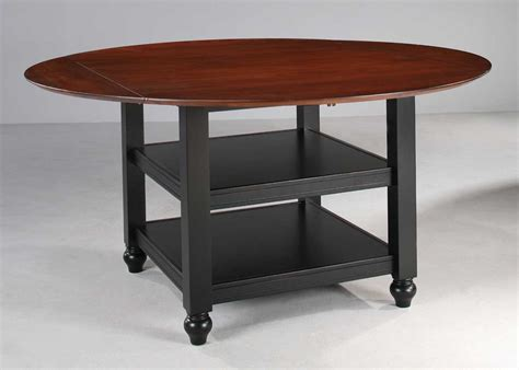homelegance dining table black 889bk 60 homelement