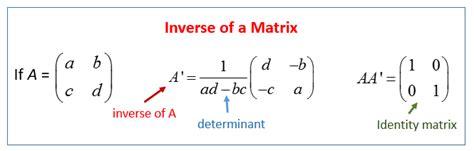 Zero, Identity and Inverse Matrices (solutions, examples ... C- 4x4 Matrix Inverse