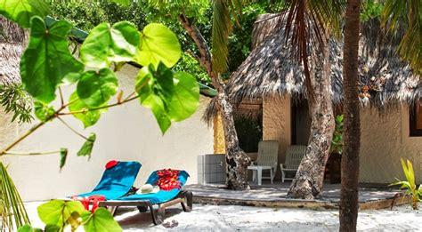 kuredu island resort garden bungalow kuredu maldives resort spa maldives