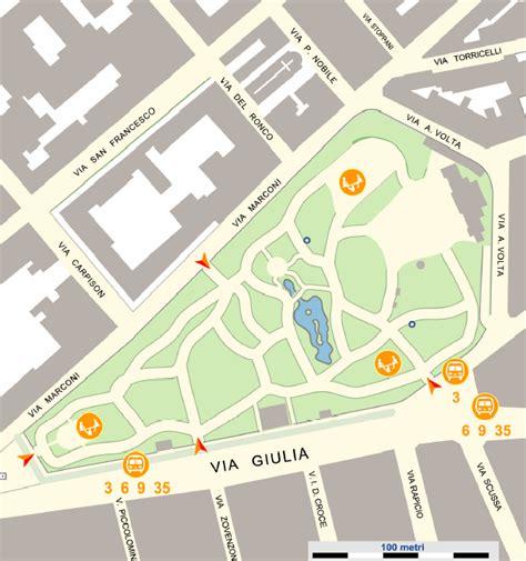 giardino pubblico trieste retecivica di trieste servizio verde pubblico parchi e