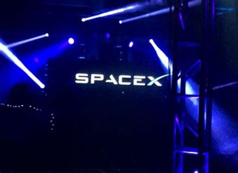 spacex holiday party pics about space