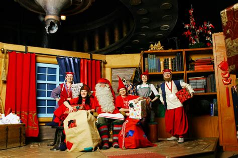Santa Post Office Hours by Santa Claus Office In The Santa Claus In Lapland