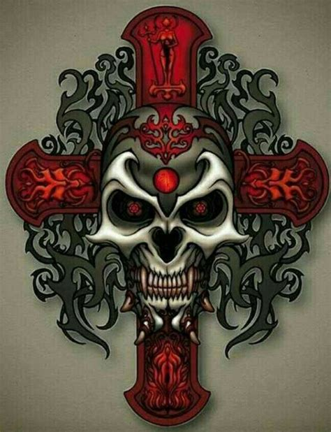 skulls and crosses tattoos 17 best images about s on cross tattoos
