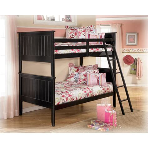 ashley furniture bunk bed b150 59p ashley furniture jaidyn twin bunk bed with slats