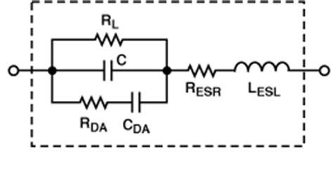 capacitor real model adi ask the engineer 21