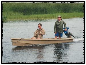 open layout boat bankes boats long point skiff waterfowl hunting boat