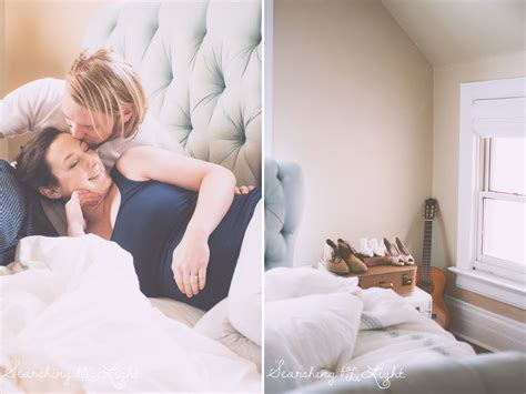 bedroom maternity photos sarah paul expecting searching for the light photography