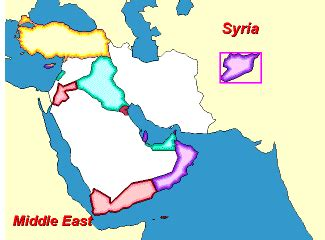 middle east map your child learns middle east capital map quiz