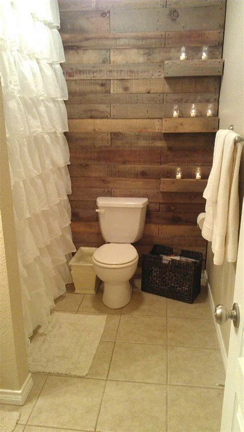Small Rustic Bathroom Ideas by 30 Awesome Ideas To Add Rustic Style To Bathroom Amazing