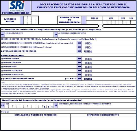 impuesto de vehculos 2016 finanzas personales proyecci 243 n de gastos personales para deducir el impuesto a