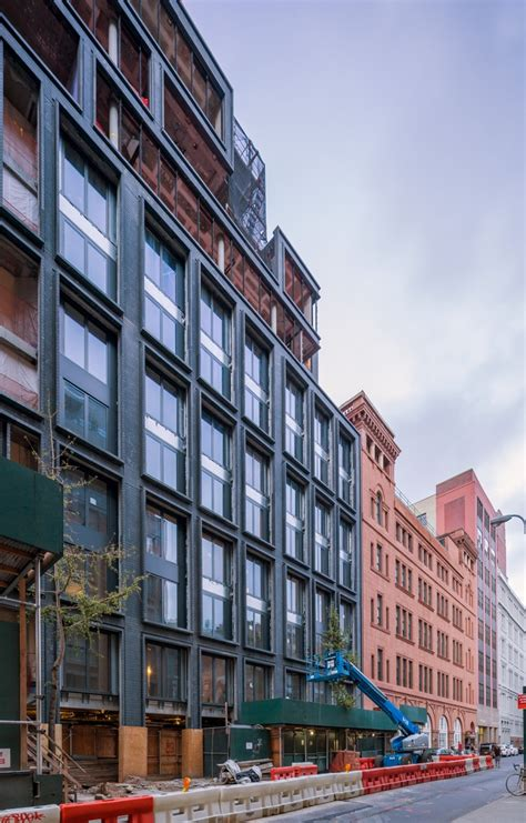 chelsea condos get glassy at 155 west 18th new