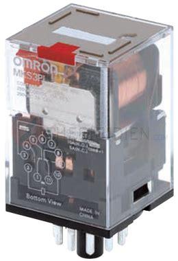 Relay Mks2p 8kaki 24vdc 10a Original Omron mks2p ac220 thiết bị điều khiển tự động h 243 a omron relay trung gian g4q mks ly2 ly4