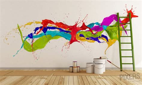 funky wall murals funky wall mural paint