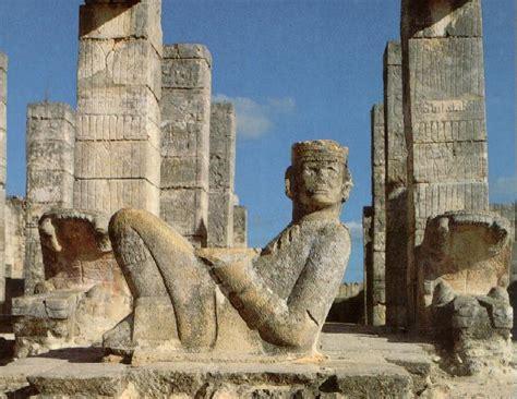 imagenes idolos mayas las primeras civilizaciones