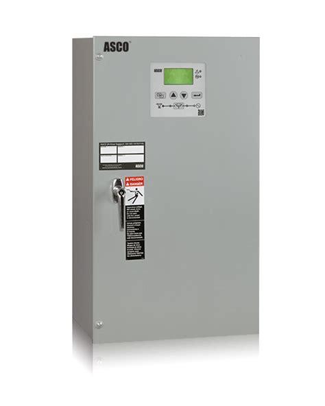 asco series 300 g power transfer switch rl kistler