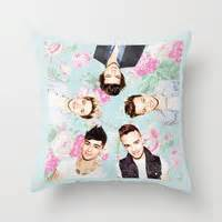 Grier Pillow by Grier Throw Pillow From Society6 Other