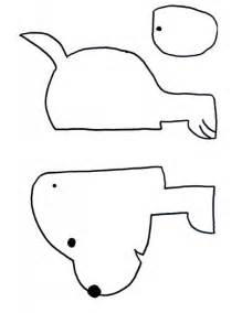 Animal Templates For Crafts by How To Make A Stretchy Accordian Sausage Craft For