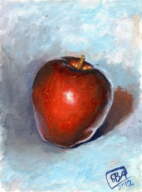 acrylic paint mac acrylic paint pract apple002 by natura bva on deviantart
