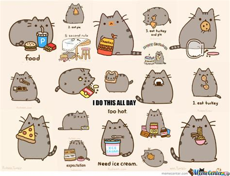 Pusheen Memes - pusheen by qwevictor meme center
