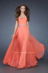 prom dress colors color yourself amazing in a coral prom dress
