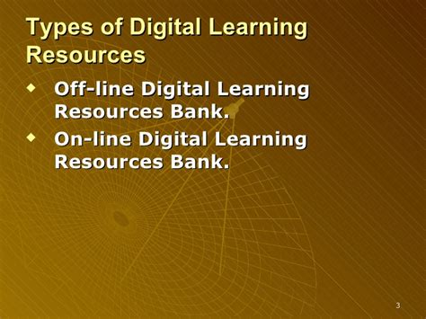 Learning The Secrets Of Resources 3 by Digital Bank Of Learning Resources