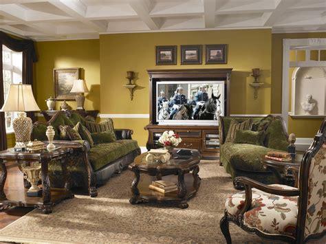 Palace Gates Living Room Sofa Collection Opt I   Aico