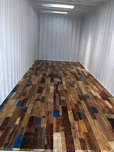 Made Floors by Shipping Pallet Floors D I Y Improvised