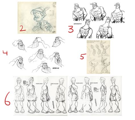 animation layout process the raven maiden transmedial character design mei 2012