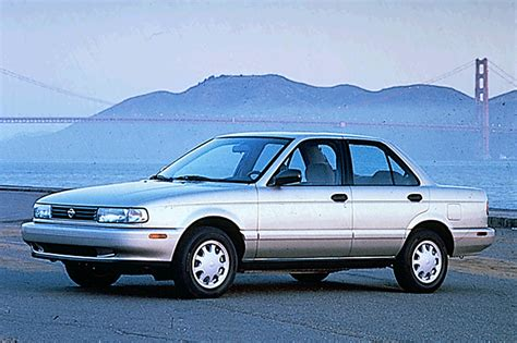 car engine manuals 1993 nissan sentra electronic valve timing 1991 94 nissan sentra consumer guide auto