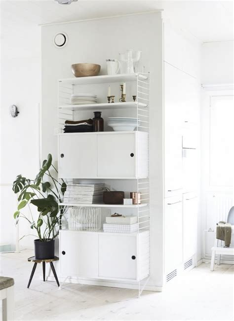 string shelving decordots string shelving system