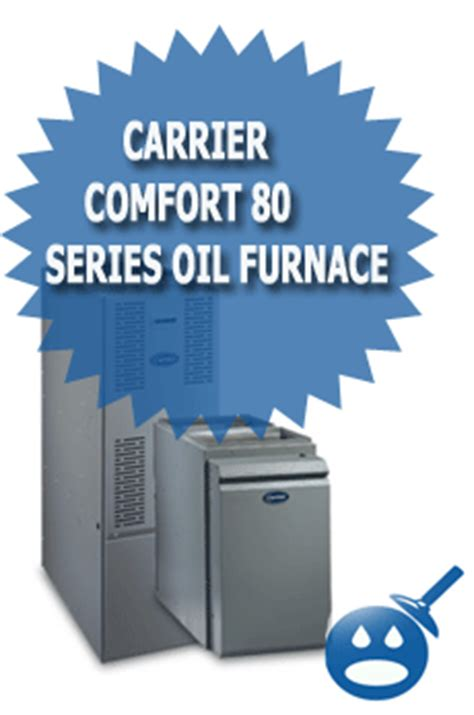 carrier comfort series furnace beckett burner wet head media