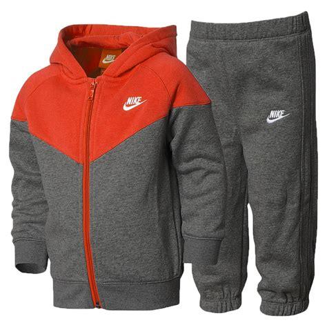 Nike Fleece Hose by Nike Kinder Crob Brushed Fleece Ts Jogger Baby