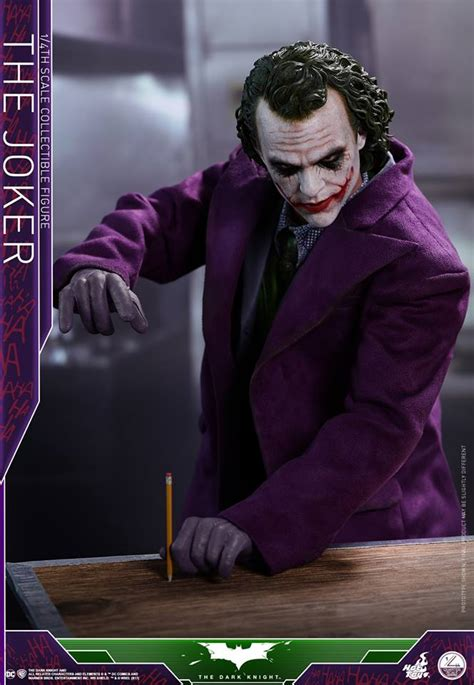 Toys 14 Joker The Ht Qs010 Batman toys qs010 the the joker 10th anniversary normal edition 1 4 scale